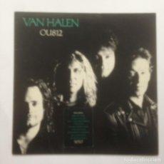 Discos de vinilo: VAN HALEN – OU812 - 1988. Lote 230596990