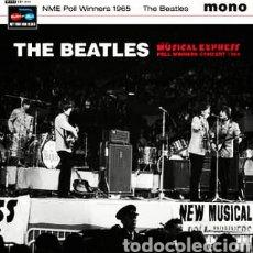 Discos de vinilo: THE BEATLES–NME POLL WINNERS 1965. SINGLE VINILO 33 RPM. NUEVO PRECINTADO. Lote 274552708