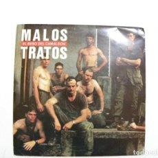 Discos de vinilo: DISCO MALOS TRATOR. EL BESO DEL CAMALEON.1990.. Lote 230683525
