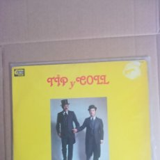Discos de vinilo: DISCO VINILO LP TIP Y COLL DAME LA MANITA PEPE LUI 1978. Lote 230696820