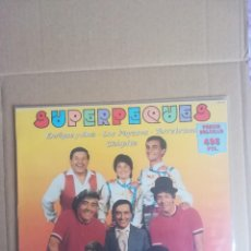 Discos de vinilo: DISCO VINILO LP TIP Y COLL SUPERPEQUES ENRIQUE Y ANA LOS PAYASOS DE LA TELE TORREBRUNO CHISPITA 1983. Lote 230696960