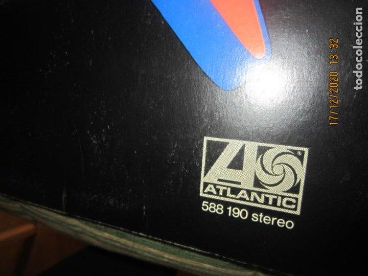 Discos de vinilo: YES - YES LP - ORIGINAL INGLES - DEBUT ALBUM - ATLANTIC 1969 - GATEFOLD COVER - PLUM LABEL - Foto 3 - 230704405