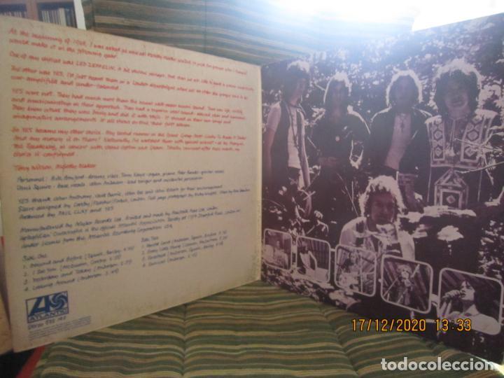 Discos de vinilo: YES - YES LP - ORIGINAL INGLES - DEBUT ALBUM - ATLANTIC 1969 - GATEFOLD COVER - PLUM LABEL - Foto 7 - 230704405