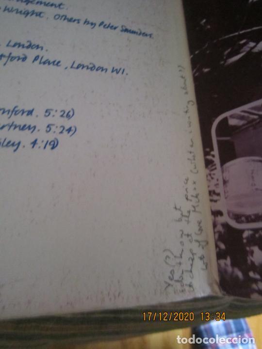 Discos de vinilo: YES - YES LP - ORIGINAL INGLES - DEBUT ALBUM - ATLANTIC 1969 - GATEFOLD COVER - PLUM LABEL - Foto 10 - 230704405