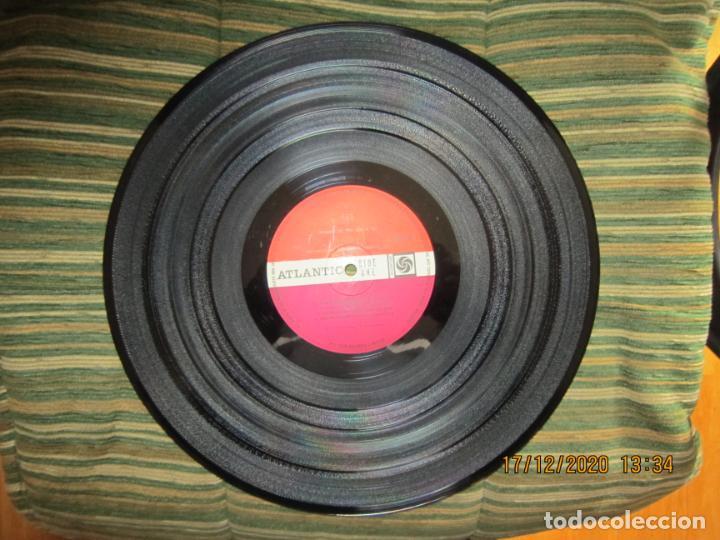 Discos de vinilo: YES - YES LP - ORIGINAL INGLES - DEBUT ALBUM - ATLANTIC 1969 - GATEFOLD COVER - PLUM LABEL - Foto 11 - 230704405