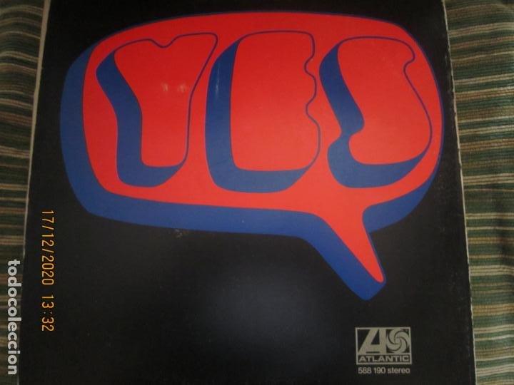 Discos de vinilo: YES - YES LP - ORIGINAL INGLES - DEBUT ALBUM - ATLANTIC 1969 - GATEFOLD COVER - PLUM LABEL - Foto 19 - 230704405