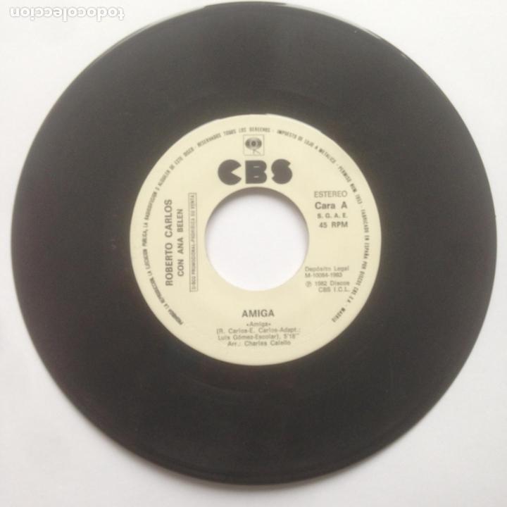 ROBERTO CARLOS CON ANA BELEN - AMIGA (Música - Discos - Singles Vinilo - Cantautores Internacionales)