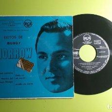 Discos de vinilo: ÉXITOS DE BUDDY MORROW - TREN NOCTURNO +3 - 3 20083 - COMPRA MÍNIMA 3 EUROS. Lote 230719355