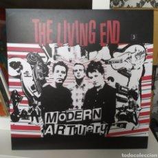 Disques de vinyle: THE LIVING END - MODERN ARTILLERY LP. Lote 230740780