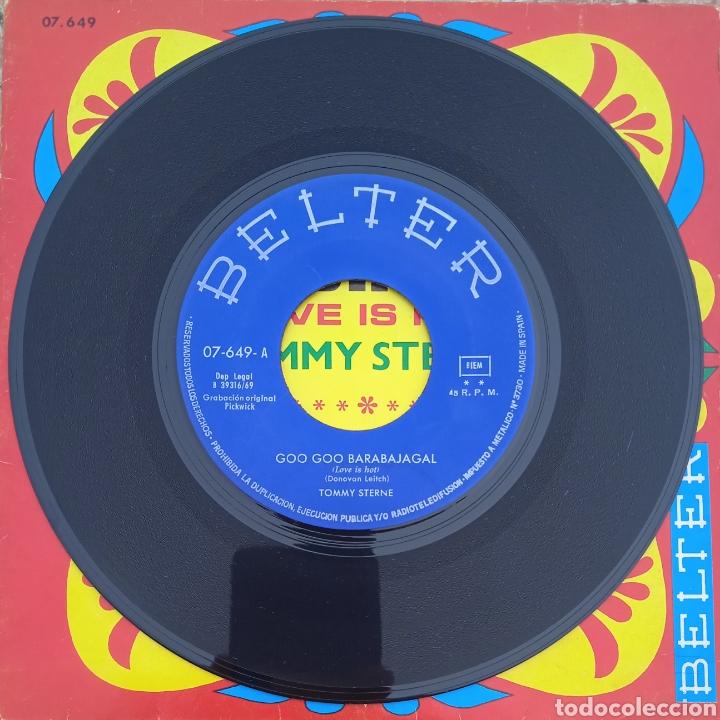 Discos de vinilo: EP Tommy Sterne/Mickey Trounce - Foto 3 - 230746395