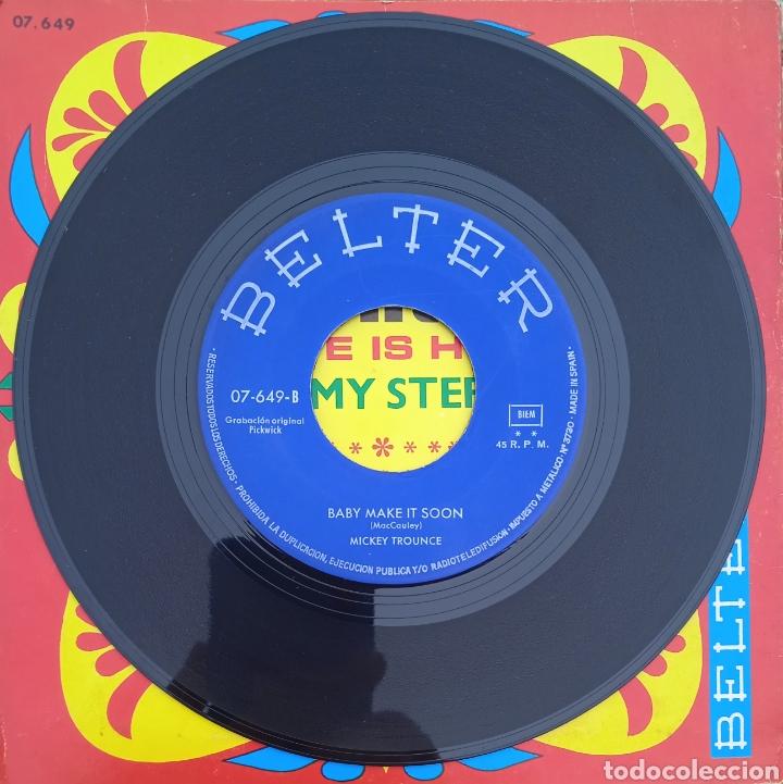Discos de vinilo: EP Tommy Sterne/Mickey Trounce - Foto 4 - 230746395