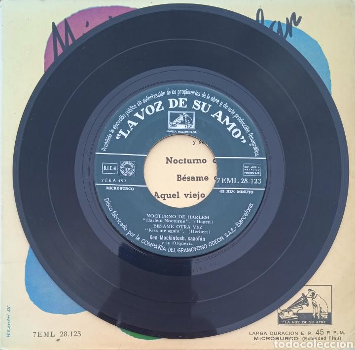 Discos de vinilo: EP Ken Mackintosh - Foto 3 - 230748850