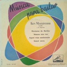 Discos de vinilo: EP KEN MACKINTOSH. Lote 230748850