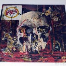 Discos de vinilo: LP SLAYER - SOUTH OF HEAVEN. Lote 230763765