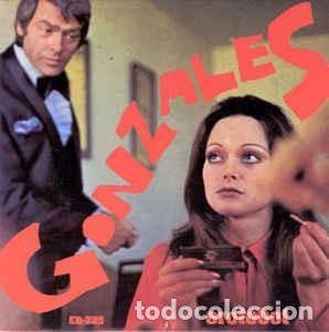 GONZALES EROTOBOT +3 EP VINILO ROJO NUEVO ELEFANT RECORDS (Música - Discos de Vinilo - EPs - Grupos Españoles de los 90 a la actualidad)