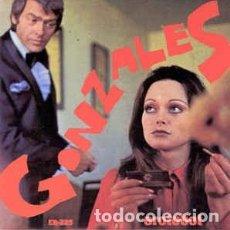 Discos de vinilo: GONZALES EROTOBOT +3 EP VINILO ROJO NUEVO ELEFANT RECORDS. Lote 230788405