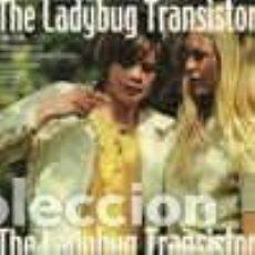 Discos de vinilo: THE LADYBUG TRANSISTOR BRIGHTON BOUND / CIENFUEGOS VINILO MARRÓN NUEVO ELEFANT RECORDS. Lote 230788950