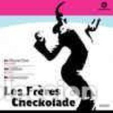 Discos de vinilo: LES FRÈRES CHECKOLADE VINILO ROSA NUEVO ELEFANT RECORDS. Lote 230789420