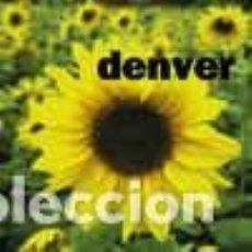 Discos de vinilo: DENVER WORLD OF PAGES VINILO AMARILLO NUEVO ELEFANT RECORDS. Lote 230789660