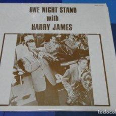 Discos de vinilo: BOXH67F LP UK JAZZ AÑOS 70 ONE NIGHT STAND WITH HARRY JAMES MUY BUEN ESTADO. Lote 230799825