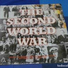 Discos de vinilo: BOXH67F DOBLE LP MUY BUEN ESTADO BBC RECORDS SOUNDS OF WORLD WAR II. Lote 230800135