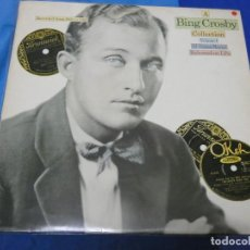 Discos de vinilo: LOTT110D LP JAZZ MUY BUEN ESTADO UK 70S BING CROSBY COLLECTION VOL 1 14 SIDES NEVER RELEASED ON LPS. Lote 230817585