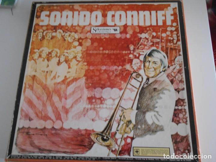 SONIDO CONNIFF. RAY CONNIFF. SELECCIONES DEL READER'S DIGEST. CAJA CON 8 LPS DE VINILIO DECENAS DE M (Música - Discos - LP Vinilo - Orquestas)