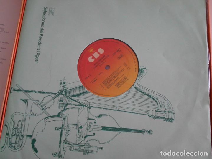 Discos de vinilo: SONIDO CONNIFF. RAY CONNIFF. SELECCIONES DEL READERS DIGEST. CAJA CON 8 LPS DE VINILIO DECENAS DE M - Foto 2 - 230825495