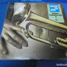 Discos de vinilo: LOTT110D LP JAZZ MUY BUEN ESTADO GENERAL ALEMANIA 70 GOLDEN TRUMPET HITS 2. Lote 230836320