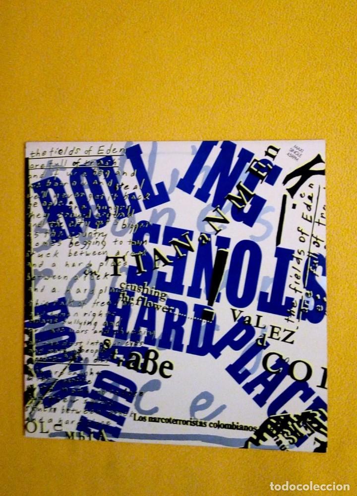 THE ROLLING STONES-ROCK AND A HARD PLACE (Música - Discos - Singles Vinilo - Pop - Rock - Internacional de los 70)