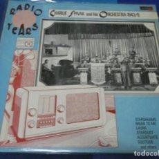 Discos de vinilo: LOTT110D LP JAZZ MUY BUEN ESTADO GENERAL UK 70S CHARLIE SPIVAK & HIS ORCH 1943/46. Lote 230840195