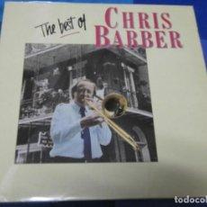 Discos de vinilo: LOTT110D LP JAZZ UK 80S CHRIS BARBER BEST OF MUY BUEN ESTADO GENERAL. Lote 230841835
