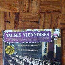 Discos de vinilo: FRANZ WALTER ET SON GRAND ORCHESTRE À CORDES, HANS HAGEN ET SON GRAND ORCHESTRE VIENNOIS* – VALSES. Lote 230844800