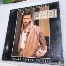 Discos de vinilo: JABI (JABICOMBE) - ME LO HAS ROBADO. Lote 230855760