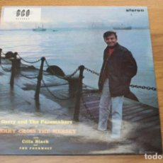 """Discos de vinilo: GERRY AND THE PACEMAKERS LP """"FERRY CROSS THE MERSEY"""" SCX 3544 1965 INGLATERRA. Lote 230889995"""