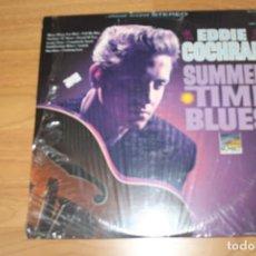 """Discos de vinilo: EDDIE COCHRAN LP """"SUMMERTIME BLUES"""" SUS-5123 USA. Lote 230894440"""