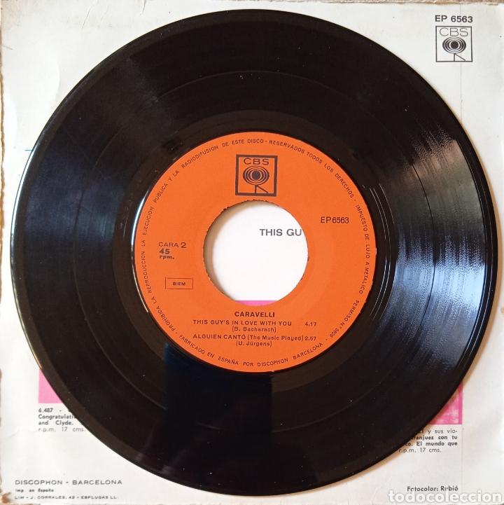 Discos de vinilo: EP Caravelli - Foto 4 - 230912665