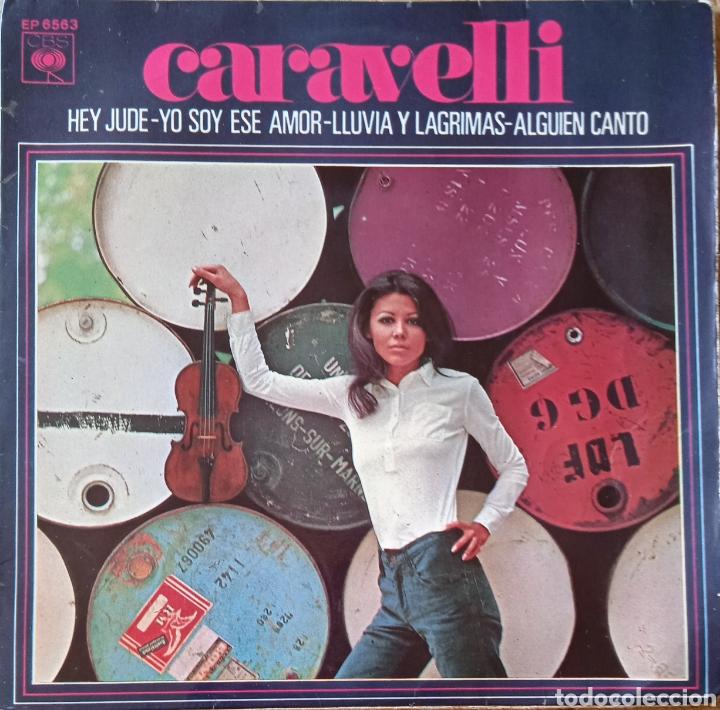 EP CARAVELLI (Música - Discos de Vinilo - EPs - Jazz, Jazz-Rock, Blues y R&B)