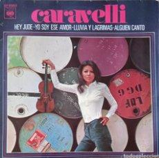 Discos de vinilo: EP CARAVELLI. Lote 230912665