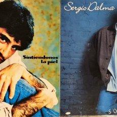 Discos de vinilo: LOTE 2 LP'S SERGIO DALMA. Lote 230916910