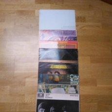 Discos de vinilo: LOTE 8 DISCOS(9 LP´S). Lote 230939700