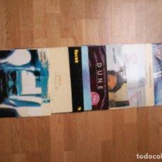 Discos de vinilo: LOTE 10 VINILOS. Lote 230940595