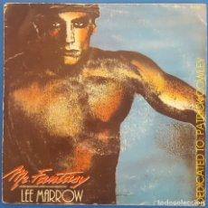 Discos de vinilo: SINGLE / LEE MARROW / MR. FANTASY / ZAFIRO 1986 (ITALO DISCO) PROMO (DEDICADO A PATRICK COWLEY). Lote 230943370