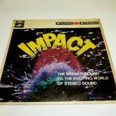 Disques de vinyle: IMPACT - SELLO: COLUMBIA – STWO 2 - SERIE: STUDIO 2 STEREO.. Lote 230944095