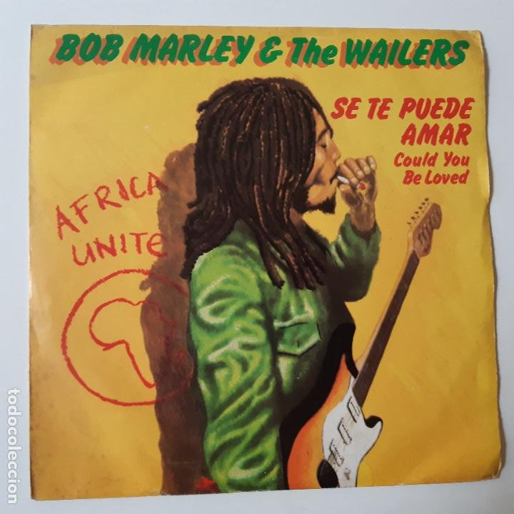 BOB MARLEY- SE TE PUEDE AMAR (COULD YOU BE LOVED)- SPAIN SINGLE 1980- VINILO COMO NUEVO. (Música - Discos - Singles Vinilo - Reggae - Ska)