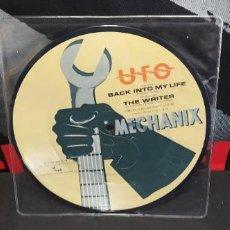 Discos de vinilo: UFO PICTURE DISC BUEN ESTADO. Lote 230989995
