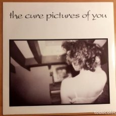 "Discos de vinilo: THE CURE PICTURES OF YOU MAXI SINGLE 12"" 1990 45 RPM FICTION RECORDS MUY RARO!!!. Lote 230990140"