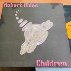 Discos de vinilo: ROBERT MILES (CHILDREN) MAXI 1995 ESPAÑA (B-14). Lote 230995450