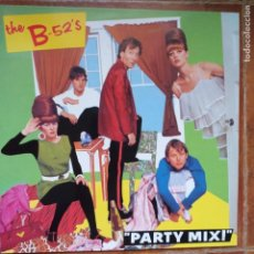 Dischi in vinile: THE B-52'S - PARTY MIX (MX) 1981. Lote 231010850