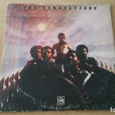 Discos de vinilo: LP TEMPTATIONS 1990 GORDY 1973 USA. Lote 231022450